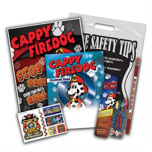 Cappy Firedog School Kit