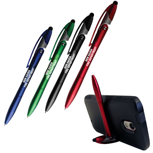 Custom Sleek 3 in 1 Pen/Stylus