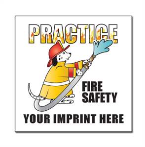 Custom Tattoos - Practice Fire Safety