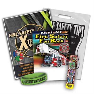 Fire Safety Xtreme Team School Kit