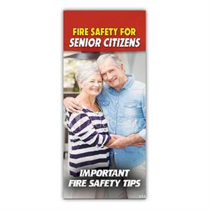 Imprinted Senior Citizens Brochure