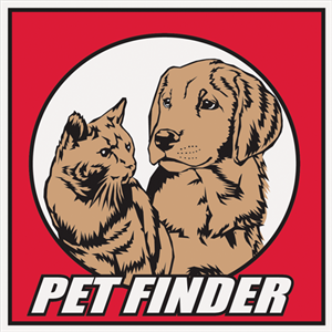 Pet Finder Stickers