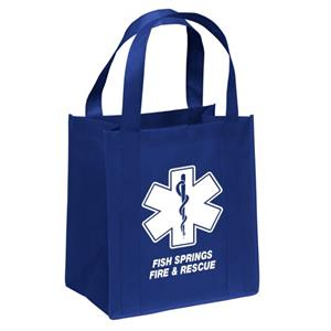 Custom Star of Life Tote Bag