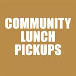 Many community lunch programs run all year long. Why not ...