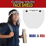 Custom FDA Face Shields - Maltess Cross