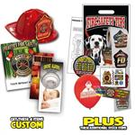 Custom Fire Hat Deluxe Pack