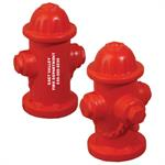 Custom Fire Hydrant Stress Reliever