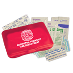 Custom First Aid Kit w/ Maltese Cross