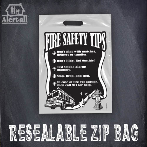 Dial 9-1-1 Fire Safety Kit 2