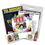 Dial 9-1-1 Fire Safety Kit