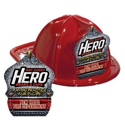 Fire Hats - 2019 Theme