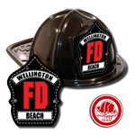 Alert-All offer a variety of plastic fire hats including custom ...