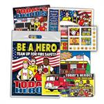 Alert-All provide fire prevention handouts suitable for schools and to ...