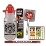 Fire Safety Bike Bottle Kit