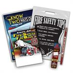 Home Exit Drill Fire Safety Kit