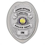 IMP. POLICE BADGE STICKER - STATE SEAL (IN)