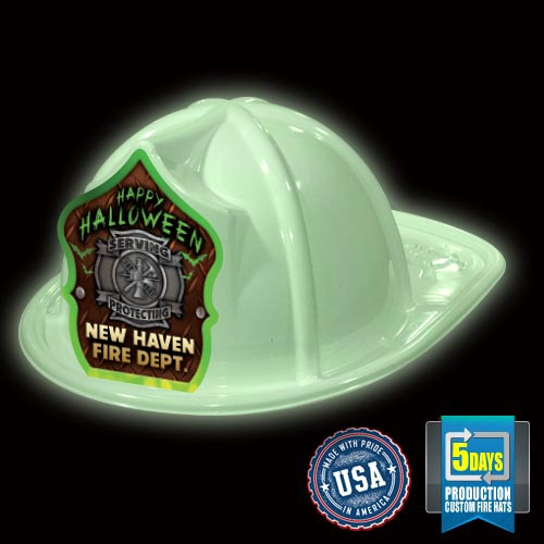 Imp. Fire Hat - Glow In The Dark - Cross Halloween