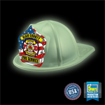 Imp. Fire Hat - Glow In The Dark - Patriotic