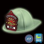 Imp. Fire Hat - Glow In The Dark - Scramble Shield