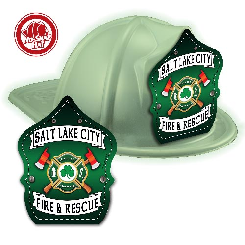 Imp. Fire Hat - Glow In The Dark - St. Paddy's