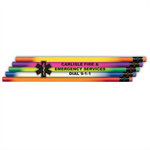 Imp. Heat Changing Pencil Assortment- Star of Life