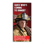 Imprinted Guess Who's Coming to Dinner Brochure