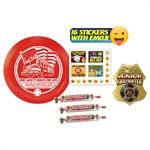 Mini Flyer With Fire Safety Smarties © Pack