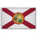 Stock 3' X 5 ' Florida Flag