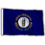 Stock 3' X 5 ' Kentucky Flag