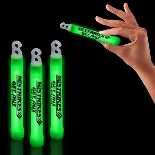 Stock Glow Sticks