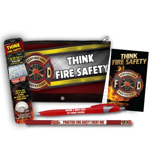 Think Fire Safety Kit
