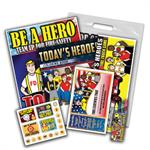 Today's Heroes Fire Safety Kit