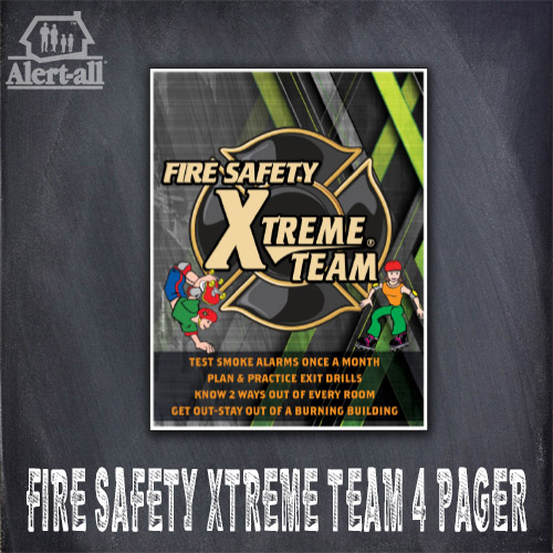 Xtreme Team Fire Safety Kit 5